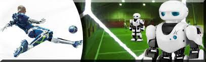 Robots para los más futboleros.