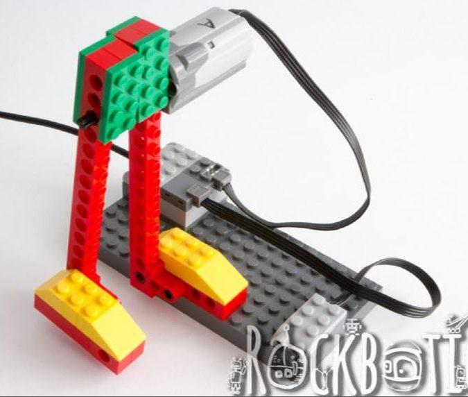 ROBOT-CHUTADOR