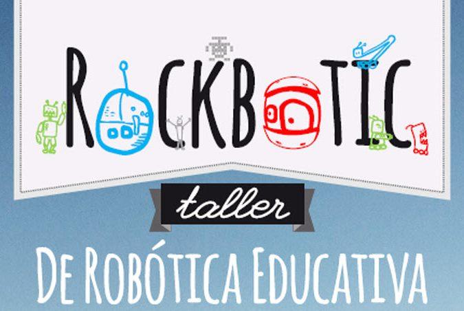 """RockBotic en los Centros Comerciales de """"El Corte Ingles"""" en Abril 2015"""