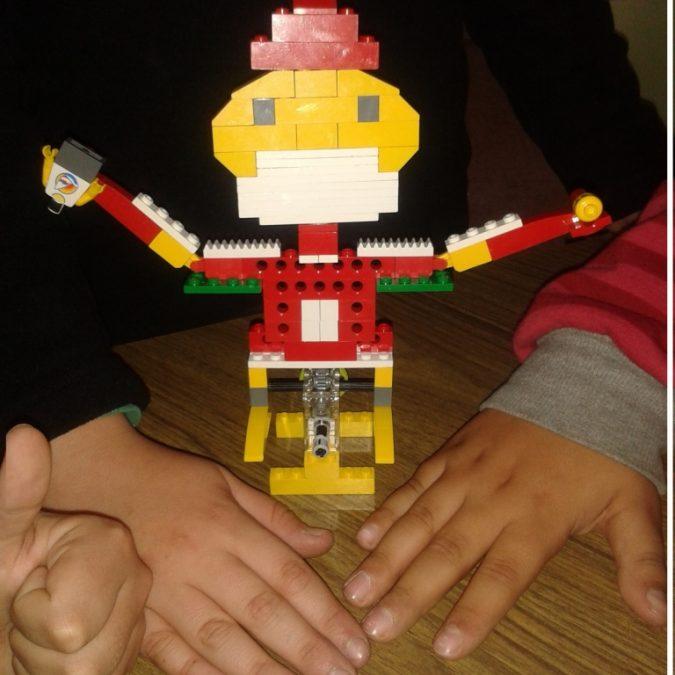 ¡Papá Lego Noel espera que hayáis pasado una Feliz Navidad!