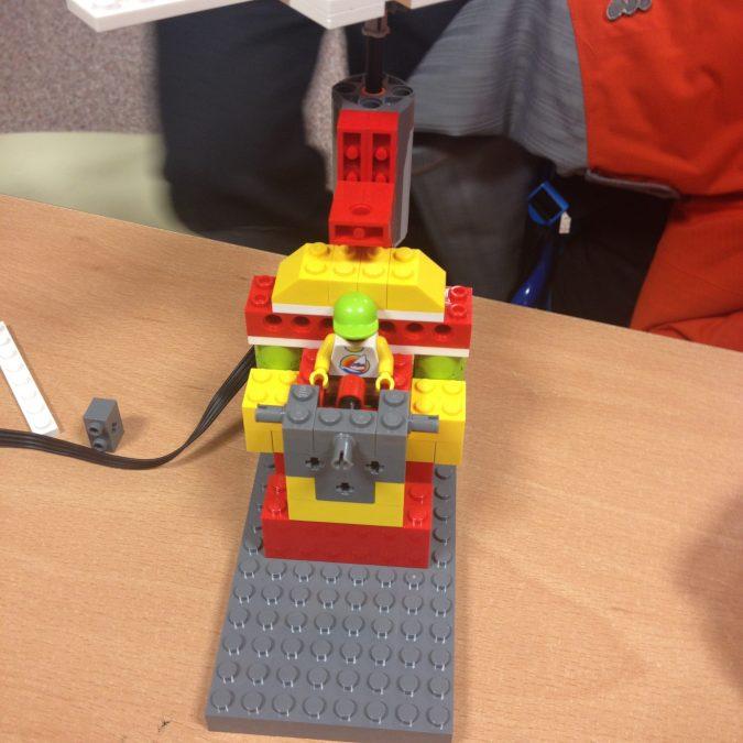 ¡Cuidado que llegan los constructores de LEGO!