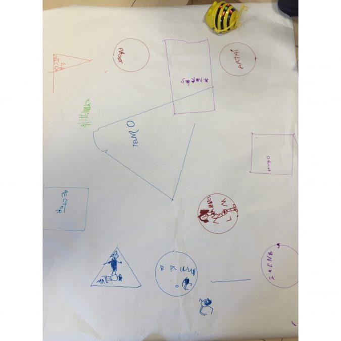 ¡Descubrimos las formas geométricas!