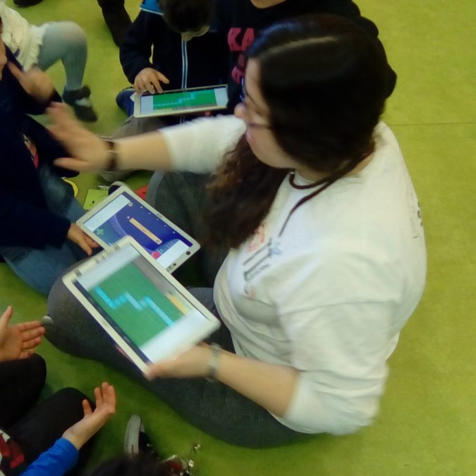 Segundo taller de Videojuego en el Parque Corredor de Torrejón