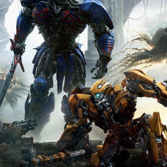Construye tus robots de Transformers
