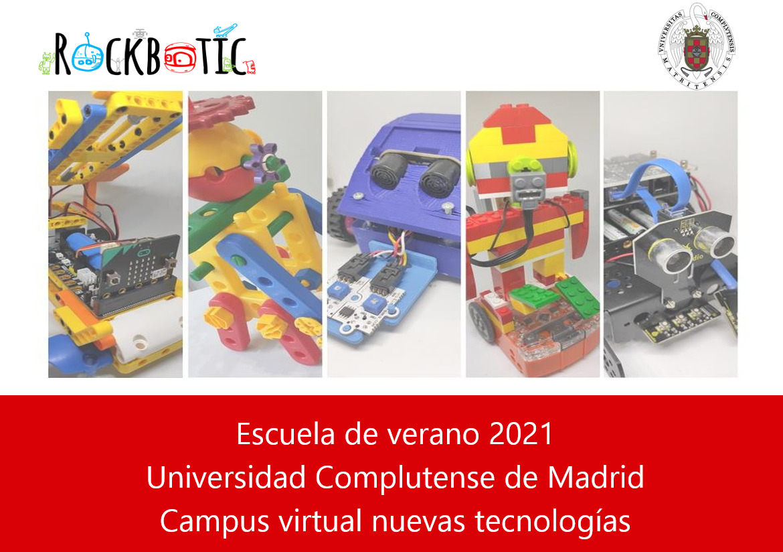 Escuela De Verano 2021 Campus Virtual De Nuevas Tecnologias Madrid