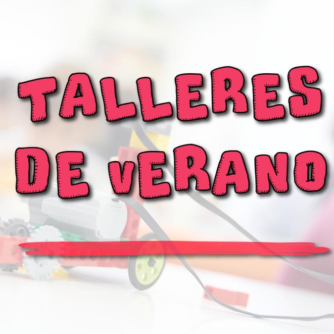 TALLERES DE VERANO ACADEMIA ROCKBOTIC – BAOBAB