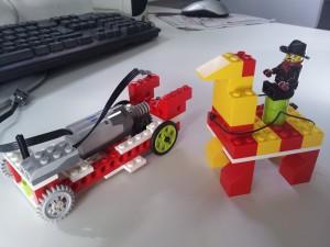 tracción animal vs eléctrica 2