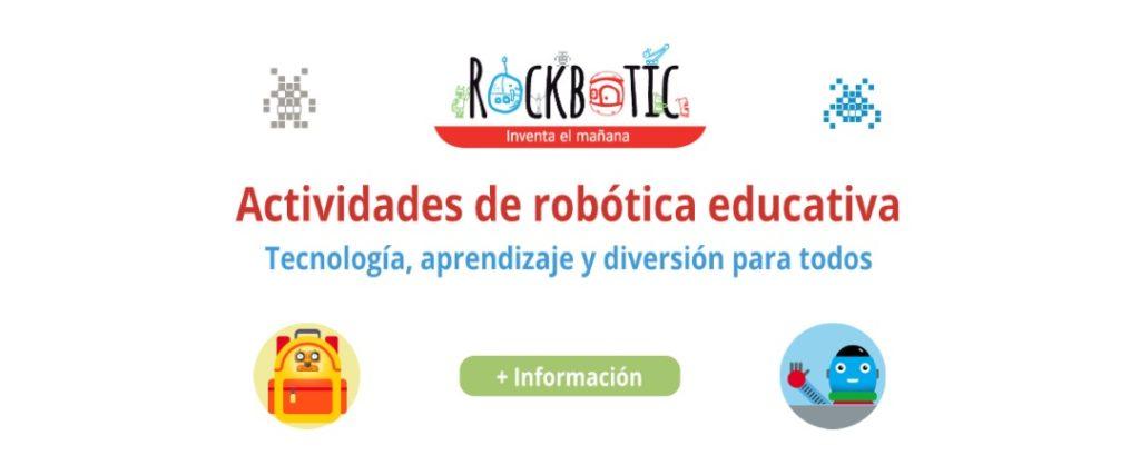 Actividades de robótica educativa. Cursos de robótica para niños, jóvenes y profesores