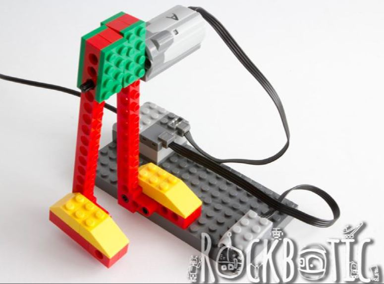 robotica-lego wedo-educacion-chutador-motor