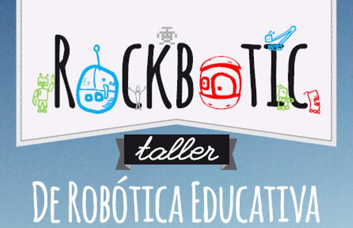 RockBotic en los Centros Comerciales de «El Corte Ingles» en Abril 2015