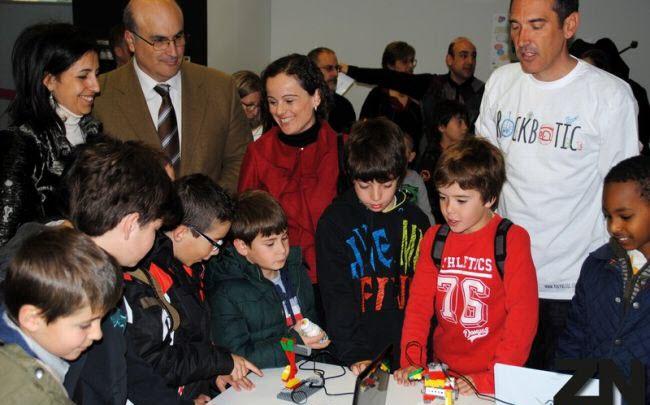 La Robótica educativa en la CCAA de Castilla y León