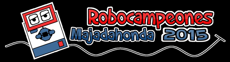 RoboCampeones Majadahonda 2015.