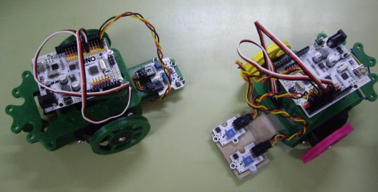 Nuestro primer robot autónomo