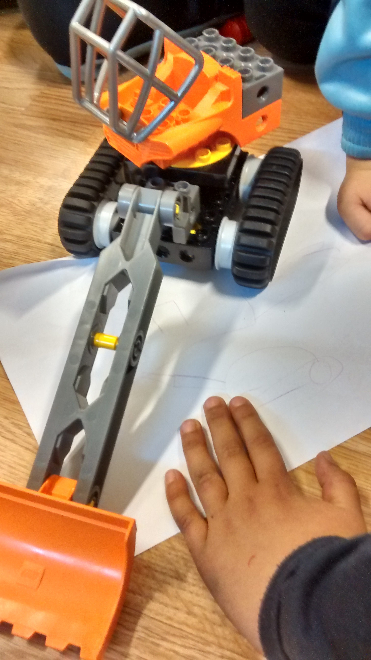 Construyendo máquinas