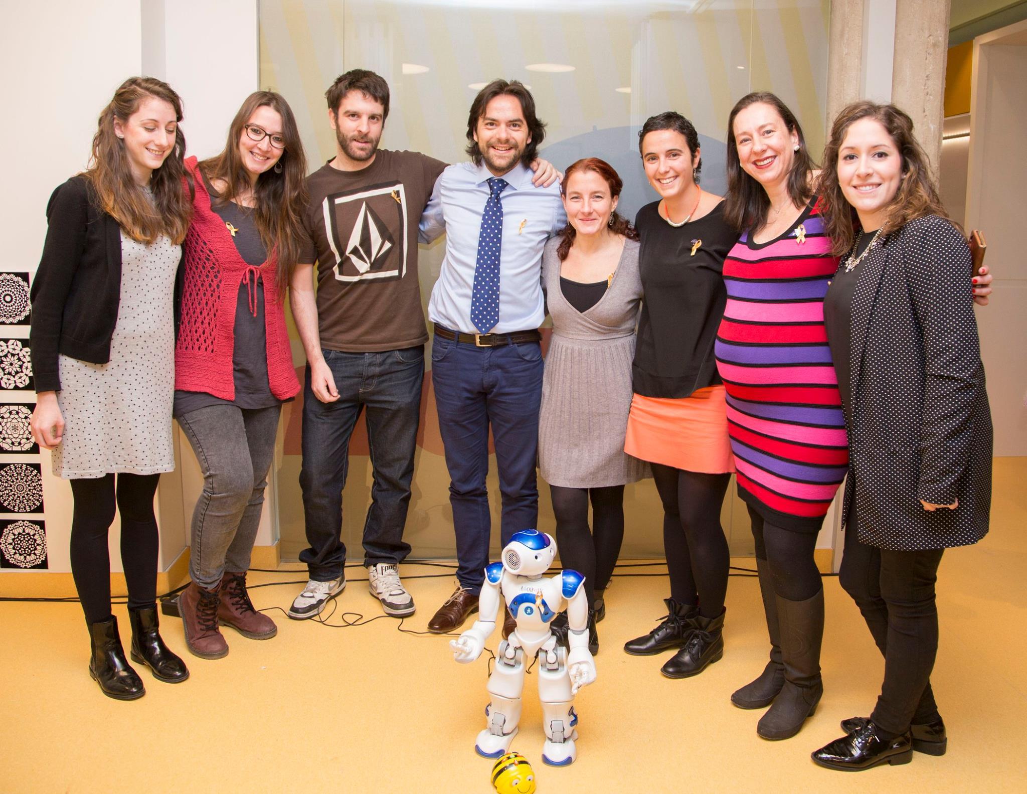 Inauguración del Centro de Rehabilitación para Niños y Adolescentes con Cáncer ASION