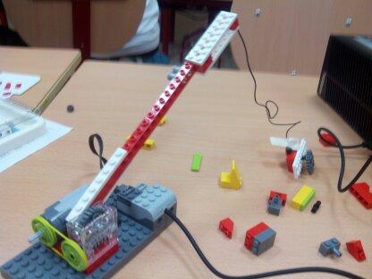 Campeonato de Lego