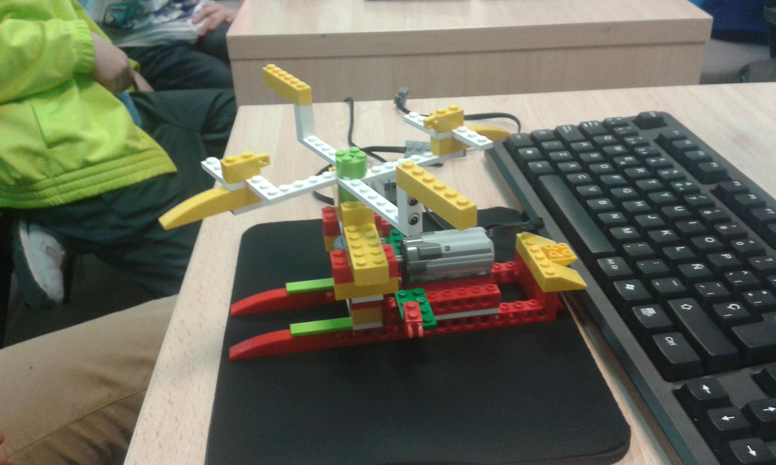 «Colmenaricóptero»