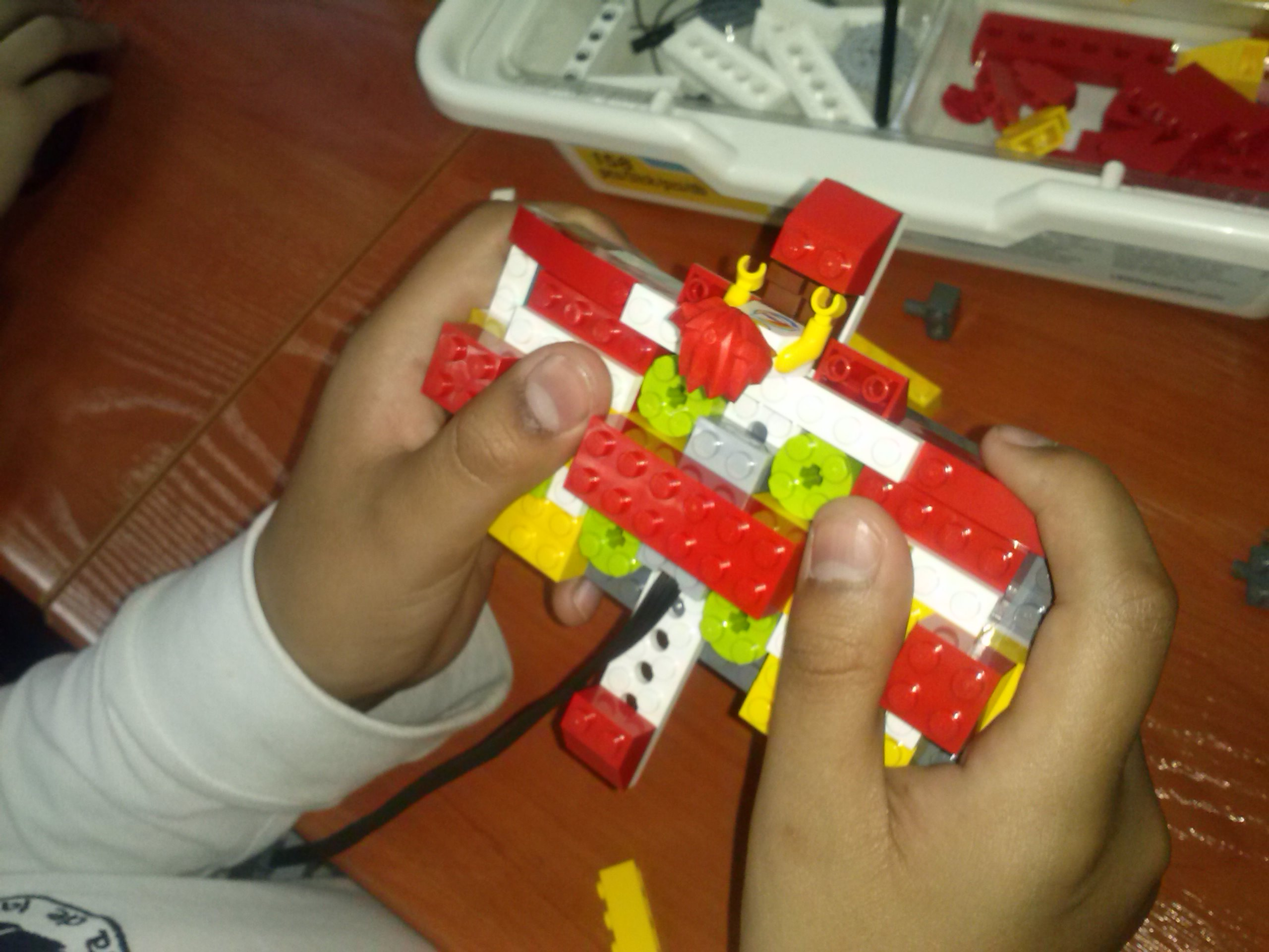 Mandos de LEGO
