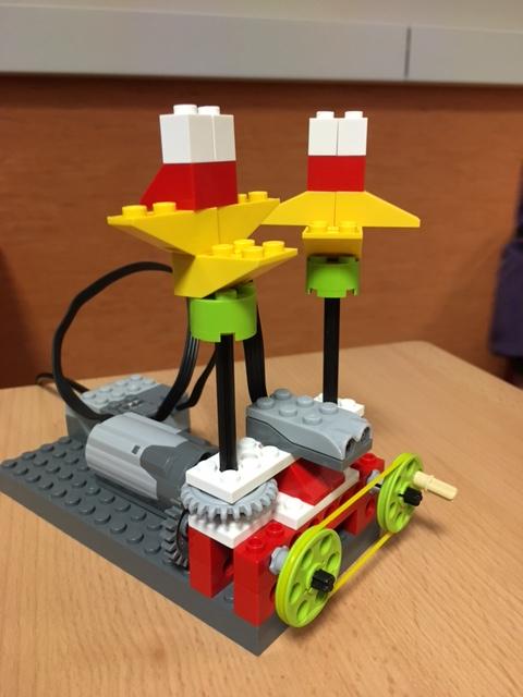 Construcciones con el motor