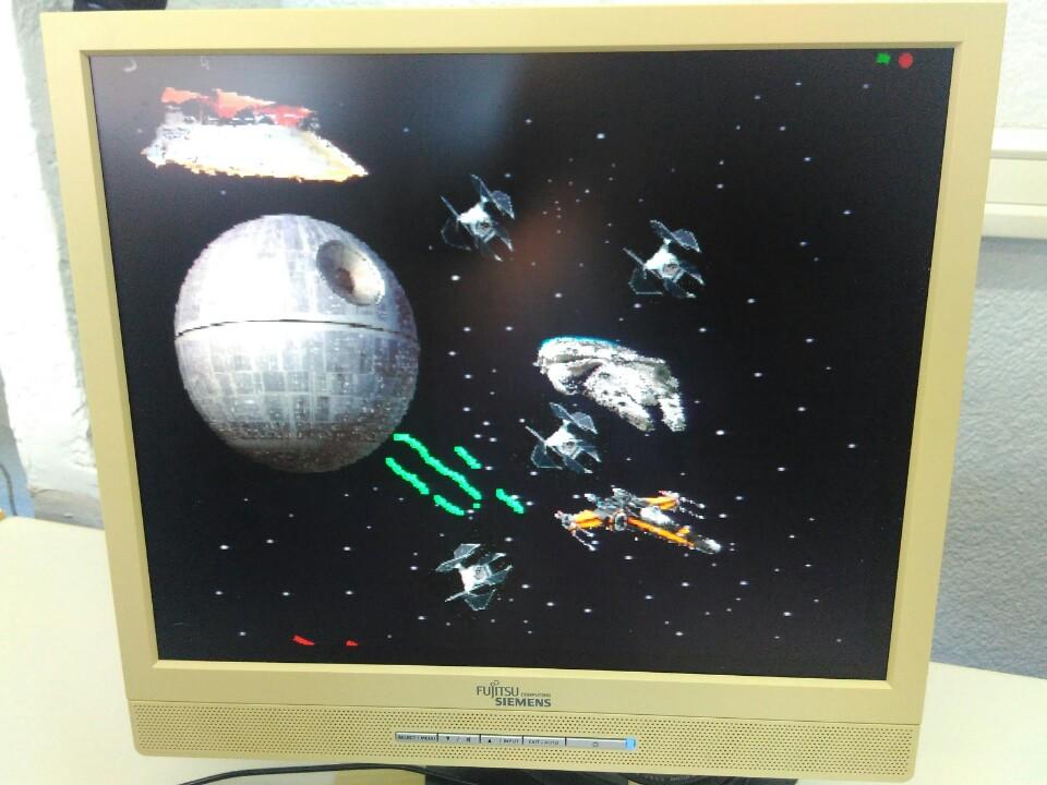 Y enero nos trajo el proyecto STAR WARS