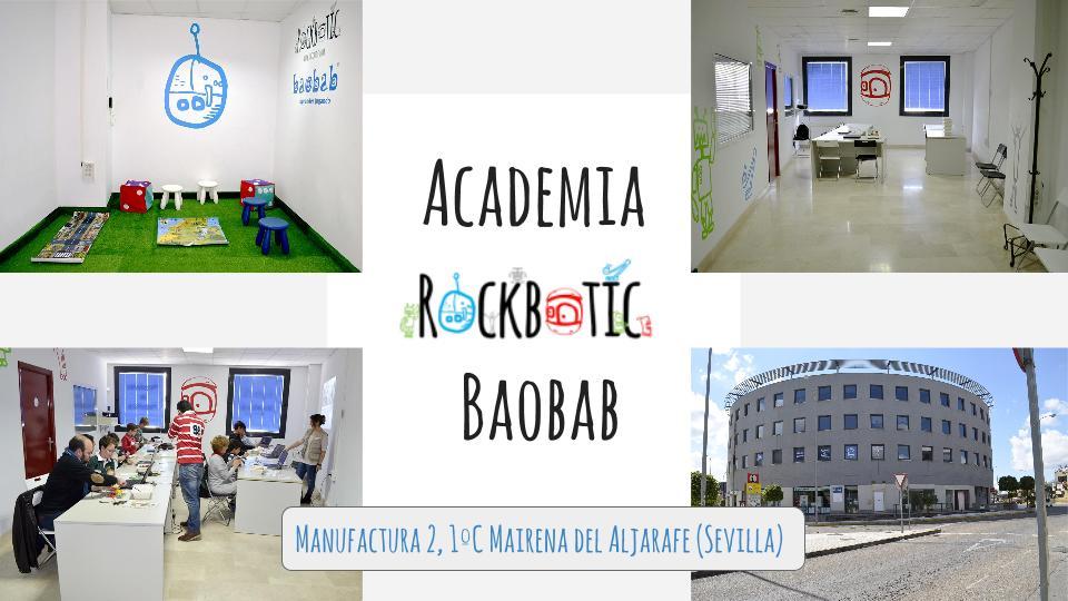 Academia Rockbotic Baobab Sevilla