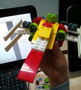 Nave X-Wing_Los Programadores_Agora
