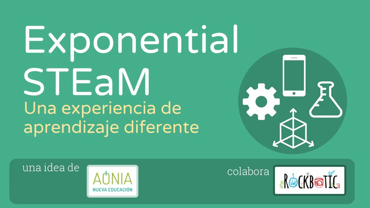 EXPONENTIAL STEAM Madrid 2016
