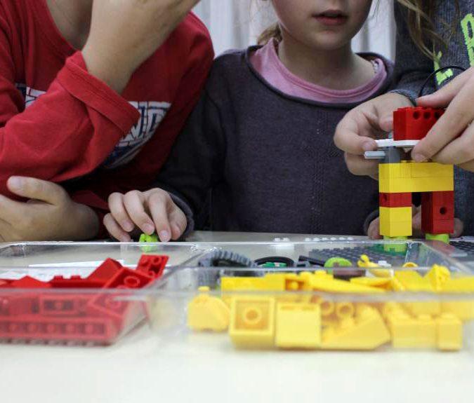 Aprender jugando: robótica educativa