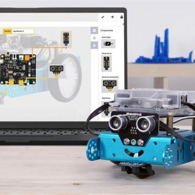 Qué aporta la robótica a los centros escolares