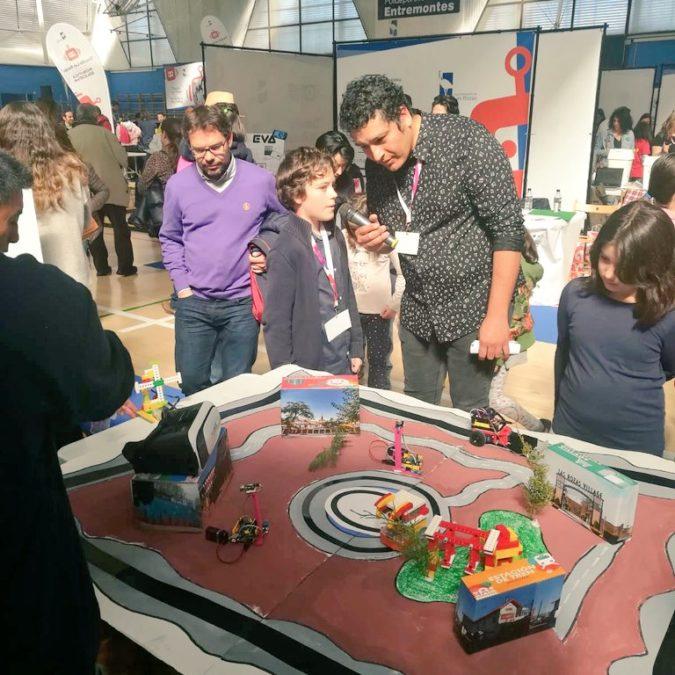 Rockbotic en el Torneo de Robótica Educativa Desafío Las Rozas 2019