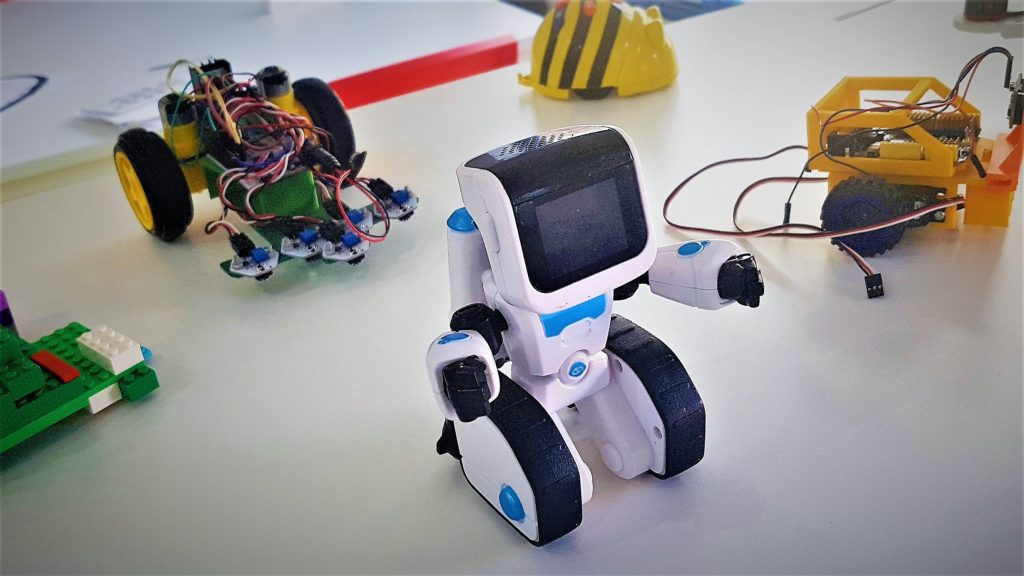 kits de robotica educativa en el aula