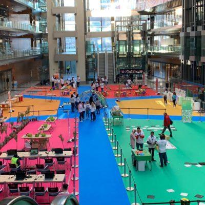 Family day de robótica y programación en Endesa