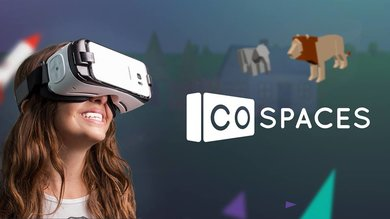 Rockbotic anuncia su Partnership con CoSpaces